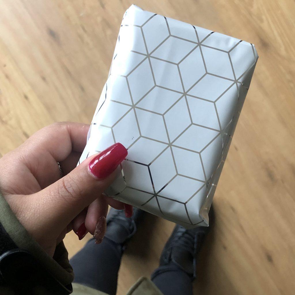 Verzending van een Vinted pakket