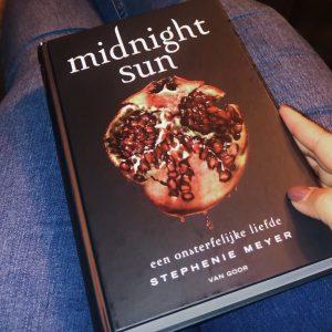 Midnight sun verjaardagscadeau