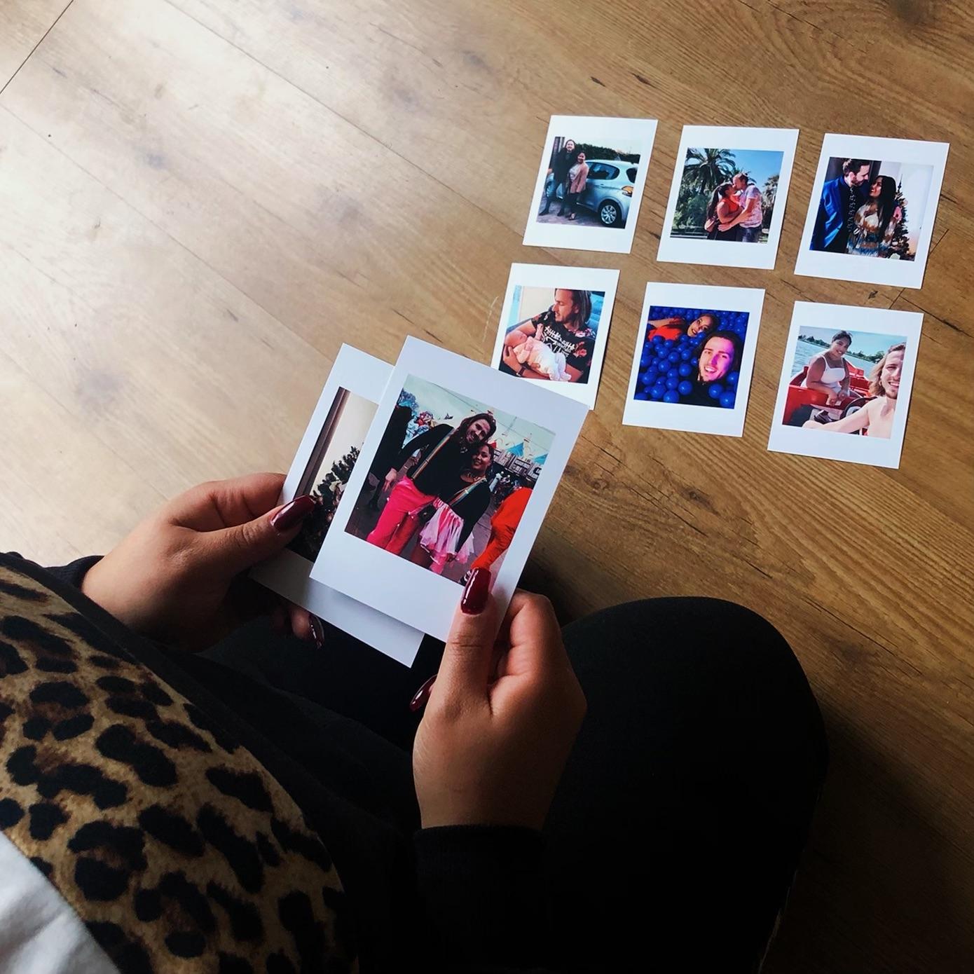 Retroprints van Fotofabriek